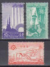 Syrien Syria UAR 1958 ** Mi.V9/11 Messe Fair Damaskus