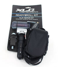 XLC Ready 2 Roll Bicycle Road Side Repair Kit with CO2 - Kit C
