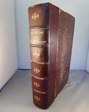 NISARD /SUETONE, LES ECRIVAINS DE L'HISTOIRE AUGUSTE, EUTROPE, SEXTUS RUFUS 1851
