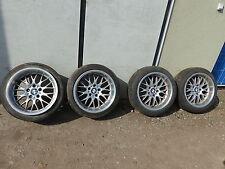 BMW 5er E39 Rondell Alufelgen Felgen 17 Zoll Z5810715T - 10Jx17H2 und 8,5Jx17H2