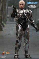 ROBOCOP - Battle Damaged 1/6th Scale Robocop Action Figure (Hot Toys) #NEW