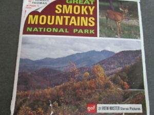 SMOKY MOUNTAINS,  WIEV - MASTER, TWO REELS, MISSING REEL TWO, GAF