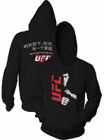 UFC Bruce Lee Family Black Pullover Hoodie Jeet Kune Do Karate BJJ MMA S-3XL