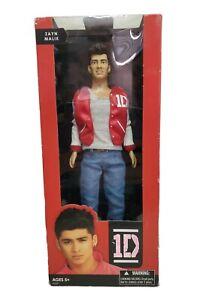 ZAYN MALIK ONE DIRECTION 1D Collector Doll 2012 New in Box HASBRO