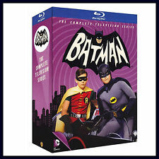 BATMAN - COMPLETE ORIGINAL TV SERIES (BRAND NEW BLU-RAY REGION FREE)