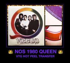 80s QUEEN Freddie Mercury Bohemiam Rhapsody FLASH rock band vTg t-shirt iron-on