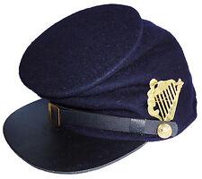 American Civil War Union Forage Cap With Irish Brigade Badge XLarge Size 60/61cm