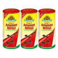 Loxiran S AmeisenMittel 3x 500 g - Ameisenbekämpfung Ameisengift Ameise Neudorff