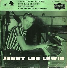 EP FRENCH  biem JERRY LEE LEWIS 1961