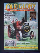 OLD GLORY MAGAZINE # 3. JULY/AUGUST  1989 . MINT CONDITION