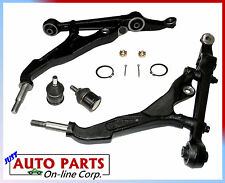 92-95 CIVIC 2- FRONT LOWER CONTROL ARMS RIGHT and LEFT with 2- LOWER BALL JOINTS