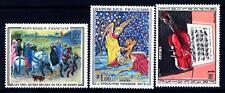 FRANCIA - Quadri di Francia - 1965 - Miniature - L'Apocalisse. Il Violino rosso