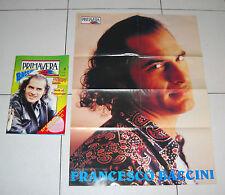 Rivista PRIMAVERA 4 Mondo giovane 1994 FRANCESCO BACCINI Maxiposter