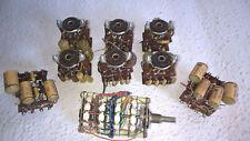 Noval Röhrensockel Lötleisten Set Soldering Strips Tube Sockets (für ECC83, EL84