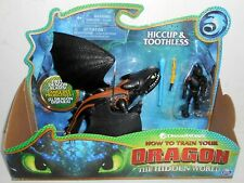 New DreamWorks How To Train Your Dragon The Hidden World: HICCUP & TOOTHLESS 4+