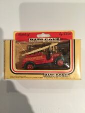 lledo days gone diecast model trucks Luckhurst County Fire Engine