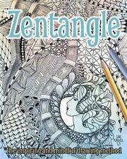 Zentangle by Jane Marbaix