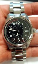 Hamilton Khaki Field Gents Steel Automatic Watch (2749)