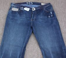 575 BUTTON FLY Jean Pants for Men -SIZE- W40 X L35. TAG NO. 393P