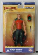 Dc Direct Collectibles Smallville Tv Series Justice Episode Aquaman Figure