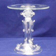 """Juliska Eve 6"""" Small Pedestal Candlestick"""