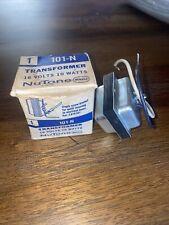 Vintage NuTone NOS Chime Transformer Model 101-N 16 Volts 10 Watts w Box