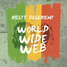 Misty Basement - World Wide Web (CD) NEW/SEALED