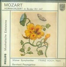 "7"" Franz Koch & Wiener Symphoniker/Hornkonzert In Es Dur KV 447 (Philips)"