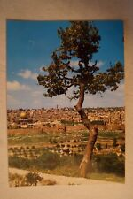 Jerusalem - Israel - Collectable - Postcard.