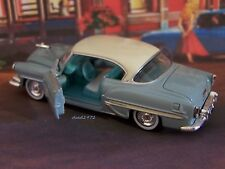1954 54 CHEVY BEL AIR COLLECTIBLE DIECAST MODEL DISPLAY OR 1/64 SCALE DIORAMA