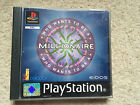 Playstation 1 PSone Who Wants to Be a Millionaire? Game PAL PS1