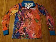 Sochi 2014 Olympic Polo Uniform Shirt Bosco Size XS Long Sleeve Unisex