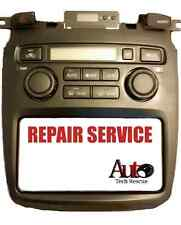 01 02 03 Toyota Highlander automatic heater & a/c climate control REPAIR