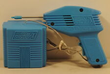 DTE LESNEY MATCHBOX SUPERKINGS BIG MX SERIES ACTIVATOR GUN W/BATTERY PACK