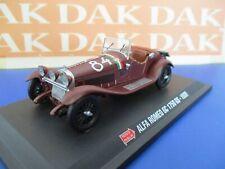Die cast 1/43 Modellino Auto Alfa Romeo 6C 1750 GS Mille Miglia 1930 T.Nuvolari