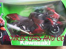 MOTO 1/12  KAWASAKI NINJA ZX-14  2009