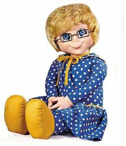 """Mrs Beasley Talking Ashton Drake Doll from Family Affair Bradford Exchange 20"""""""