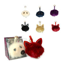 Something Special Pom Fluffy 2000mAh Portable Keyring Power Phone Charger