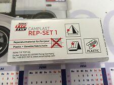Schlauchboot Reparatur Flickzeug Luftmatraze Zelt Rep Set Plastik PVC REP-SET 1