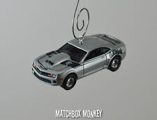 2013 Gas Monkey Garage Custom Chevy Copo Camaro 1/64 Christmas Ornament Adorno