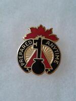 Authentic US Army 84th Ordnance Battalion DI DUI Unit Crest Insignia D-22