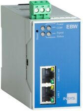 Insys Industrie LAN-Router EBW-E 100 1.2 IP20 Router 10014546 Industrie