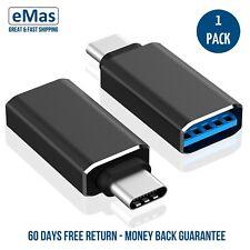 USB C Adapter Hi-speed USB Type C to USB-A 3.0 Black