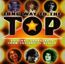 #>LONG WAY TO THE TOP / ORIGINAL SOUNDTRACK FROM THE ABC TV SERIES-2 CD SET-new