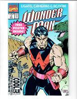 Wonder Man #1 Sept 1991 Marvel Comic.#135232D*7