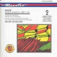 Bach Messe H-Moll, BWV 232 von Arleen Auger, Julia Hamari | CD | Zustand gut
