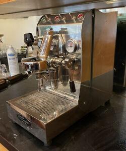 Quick Mill Alexia - E61 Group Head - Heat Exchange HX Espresso Coffee Machine