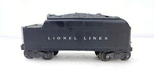 Lionel Trains 2666W Whistle Tender Working Knuckle Coupler O Scale