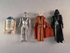 Star Wars Kenner Darth Vader R2D2 Obi Wan Death Star Droid Vintage Rare 1977