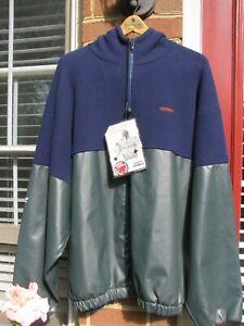 Grundens Heavy Weight Jacket Full Zip/PVC 2XL NWT